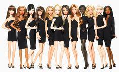 #BarbieGirls