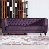 Found it at Wayfair - Bellini Button Tuft Sofa