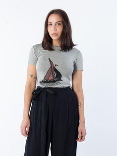 Berggren Studio - Reykjavik T-Shirt