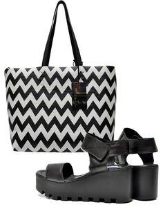 When they zig, you zag. Bags, Fashion, Handbags, Moda, Fashion Styles, Fashion Illustrations, Bag, Totes, Hand Bags