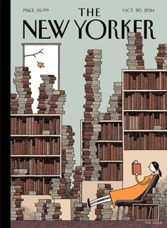2014 | The New Yorker Covers