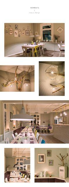 SCHEU'S \ Restaurant Interior