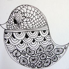 Memory Bound BLOG: Upcoming Class: Doodle Tangle