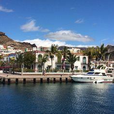 Mogán in Canarias