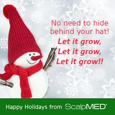 Scalp Med, Happy Holidays, Crochet Hats, Fun, Products, Knitting Hats, Happy Holi, Gadget, Hilarious