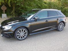 Audi A3 1.8 TFSI Sportback quattro S tronic #audi