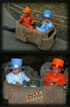 Dumb & Dumber Kids Cosplay