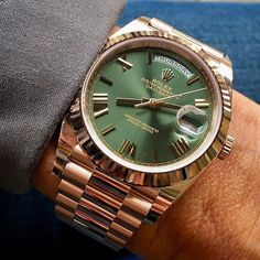 Have a Thursday with DAY DATE 40 anniversary dial Ref 228235 | http://ift.tt/2cBdL3X shares Rolex Watches collection #Get #men #rolex #watches #fashion