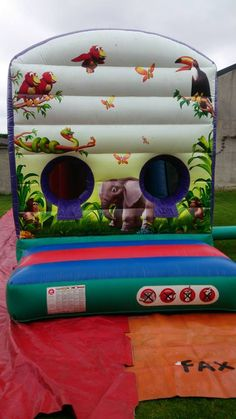 Bouncy Castle Hire, Dublin, Castles, World, Gallery, Outdoor Decor, Fun, The World, Roof Rack