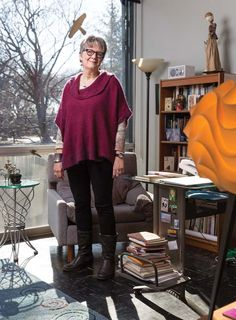 The Kresge Foundation's Annual unrestricted grants help Detroit's burgeoning artists, like Terry Blackhawk, Poet, 2013 Kresge Literary Arts Fellow and Founder of the Insideout Literary Arts Project.