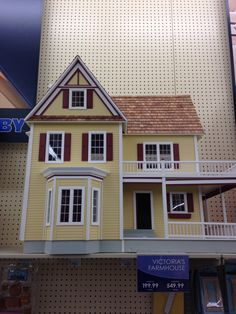 Amazing Hobby Lobby Doll House
