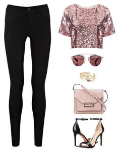 """""""Без названия #773"""" by patrisha175 ❤ liked on Polyvore featuring Topshop, Tory Burch, Oasis, French Connection and Christian Dior"""