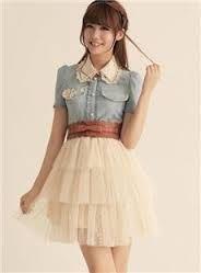 ropa coreana juvenil 2014 vestidos                                                                                                                                                                                 Más