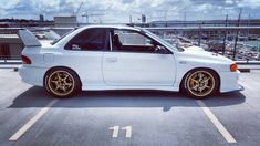 Subaru Impreza Sedan, Impreza Rs, Subaru Forester Xt, Wrx Sti, Tuner Cars, Jdm Cars, Subaru Rs, 5 Rs, Rims For Cars