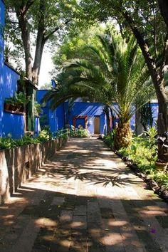 Design Inspiration from Painter Frida Kahlo's Home - WSJ.com featuring www.chiapasbazaar.com