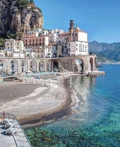 Atrani, Amalfi Coast |#ItalyVacation