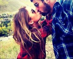 Relationship goals!!! I want a MAN like Eric Decker to love and support me...