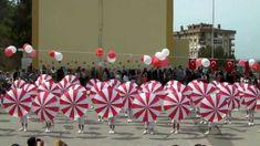 Süper bir 23 Nisan 2013  gösterisi  İZMİR( Münevver Öğretmen İlkokulu 4....