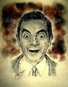 El alma en cada retrato: Felicidades a Mr. Bean