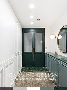 성수동 서울숲힐스테이트 56py Entrance, Mirror, Bathroom, Frame, House, Furniture, Design, Home Decor, Washroom