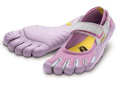 My barefoot runners! I use them everyday for sprint training. They create a more natural gait!