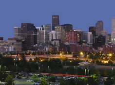 Downtown Denver, Colorado - Been here.