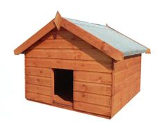 From sheds to summerhouses to traditional cabins, timber outdoor buildings are a specialty of ours, and all our centres feature fully-constructed displays. Outdoor Buildings, Outdoor Structures, Animal House, Pet Houses, Shed, Cabin, Traditional, Outdoor Decor, Dog