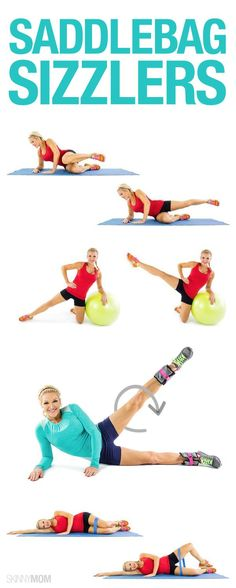 Knock out this lower body workout for hot legs.