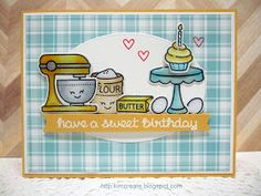 Kim'sCards&Crafts: Lawnscaping Challenge 133