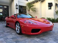 Car brand auctioned:Ferrari 360 Modena Spider 2004 Car model ferrari 360 modena spider low miles best colors serviced immaculate Check more at http://auctioncars.online/product/car-brand-auctionedferrari-360-modena-spider-2004-car-model-ferrari-360-modena-spider-low-miles-best-colors-serviced-immaculate/