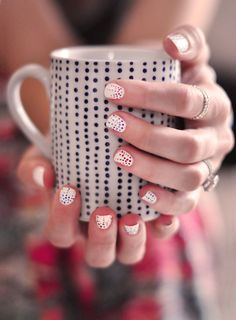 Polka dots everywhere!
