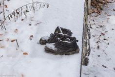 Forgotten shoes - null