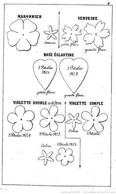 Titre : La Fleuriste des salons. [Par Mme L. de Laëre.] Auteur : Laëre, Joséphine-Virginie Bouilly, Mme L. de Éditeur : A. Goubaud (Paris) 4
