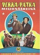 Pekka ja Pätkä miljonääreinä - DVD - Elokuvat - CDON.COM