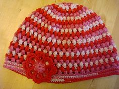 * Tikkie *: Patroon peuter puff stitch hat