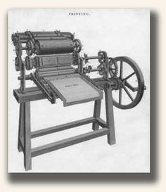 printing-press-early