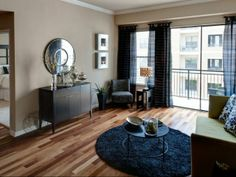 Modern Dallas Apartments With Balconies And Hardwood Floors Bryson At City Place Is An Urban