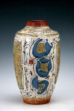 Vases - Sylvian Meschia ceramics, graphic work, photomontages, events
