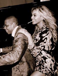 Beyoncé & Jay New Year Eve 2014