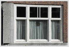 Afbeeldingsresultaat voor raamkozijnen hout modern
