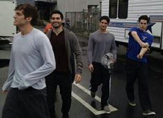 Dylan, Tyler, Tyler and Daniel Teen Wolf Memes, Teen Wolf Mtv, Teen Wolf Quotes, Teen Wolf Funny, Teen Wolf Boys, Teen Wolf Stiles, Teen Wolf Cast, Dylan O'brien, Dylan O Brien Gif