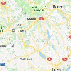 Ausflugsziele Schweiz: 99 Ideen für einen tollen Tagesausflug Map, Lucerne, Day Trips, Road Trip Destinations, Switzerland, Hiking, Location Map, Peta, Maps
