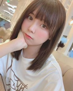 Image may contain: one or more people, selfie and closeup Asian Cute, Cute Asian Girls, Cute Girls, Beautiful Japanese Girl, Beautiful Asian Girls, Cute Baby Girl Images, Korean Beauty Girls, Cute Girl Dresses, Cosplay Outfits