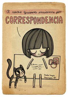 Correspondances - Anita Mejia