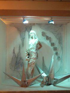 Ice queen display