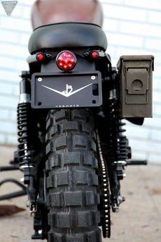 View a number of my favorite builds - modified scrambler bikes like Honda Scrambler, Tw Yamaha, Triumph Street Scrambler, Scrambler Motorcycle, Triumph Scrambler Custom, Cool Motorcycles, Triumph Motorcycles, Vintage Motorcycles, Motos Retro