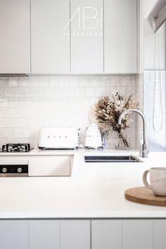 Kitchen Room Design, Home Decor Kitchen, Diy Kitchen, Home Kitchens, Kitchen Ideas, Home Interior, Bathroom Interior, Kitchen Interior, Interior Design