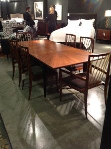 mid-century mod table and chairs, set, Dining Set, Dining Table, Las Vegas World, Market Trends, World Market, Table And Chairs, Mid Century, Furniture, Home Decor