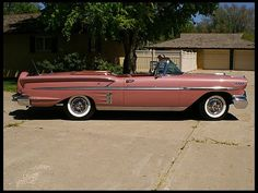 1958 Chevrolet Impala Convertible  348 CI, Automatic