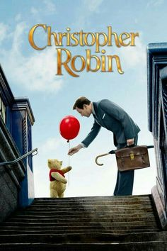 Disney's Christopher Robin 2018 Winnie The Pooh Ewan Mcgregor, Streaming Hd, Streaming Movies, Christopher Robin Movie 2018, Movies To Watch, Good Movies, Net Movies, Popular Movies, Comedy Movies